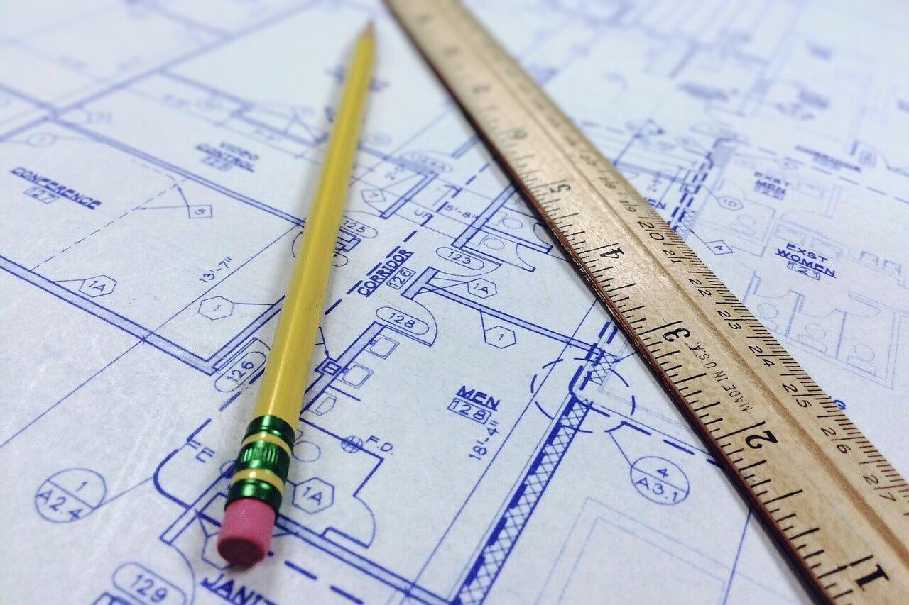 Projekt budowlano - architektoniczny domu jednorodzinnego.