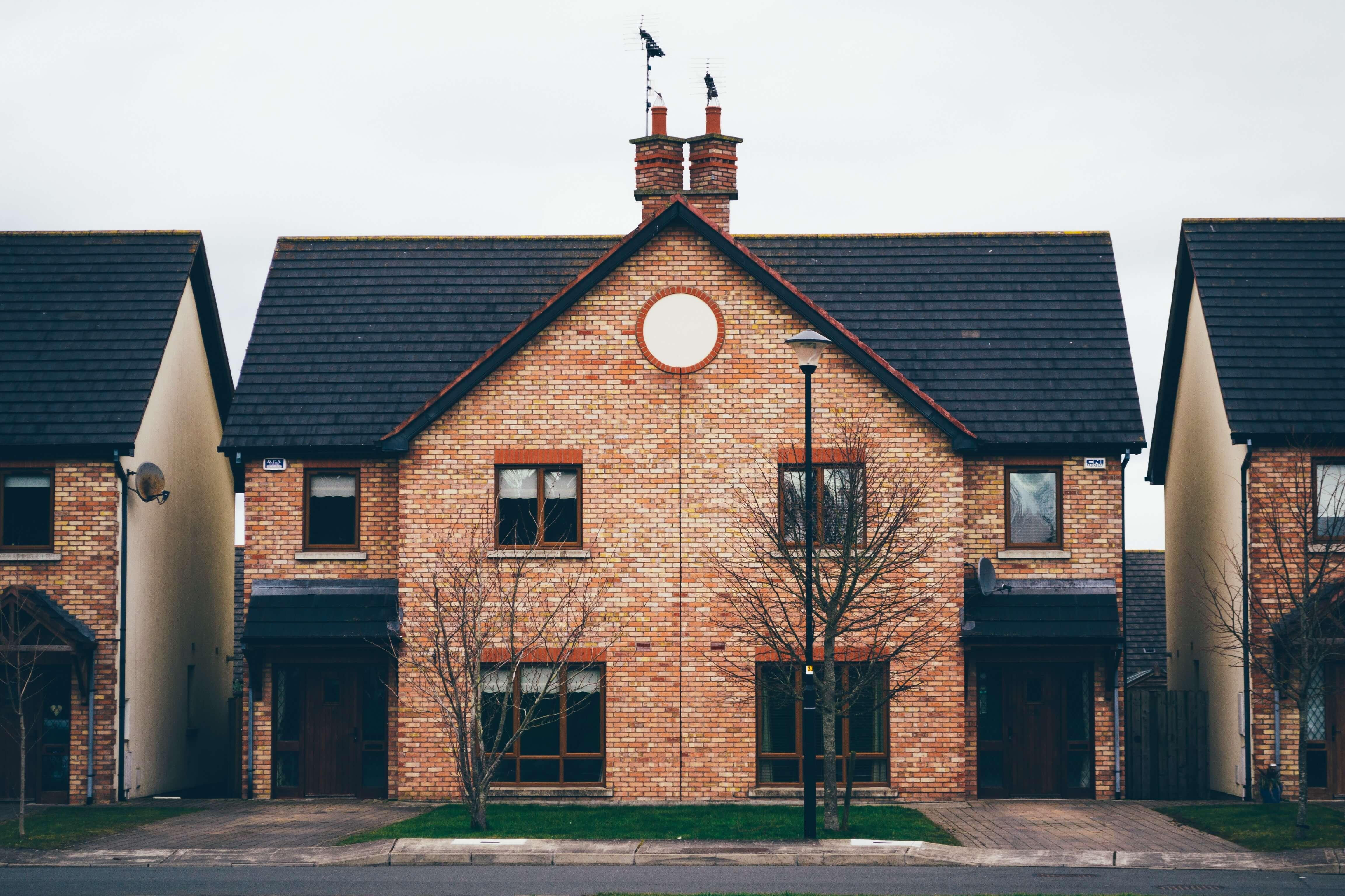 Domy wykonane z prefabrykatów